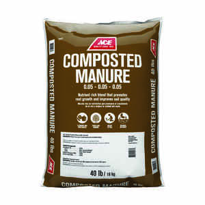 Ace  .05-.05-.05  Compost & Peat Planting Mix  40