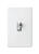 Lutron  Toggler  White  150 watt 3-Way  Dimmer Switch  1 pk