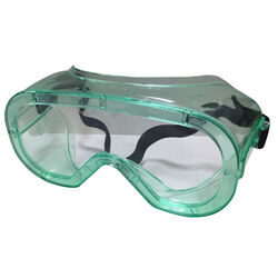 AH  Anti-Fog Chemical Splash  Safety Goggles  Clear  1 pk