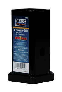 Reese  Towpower  Steel  6 in. Receiver Tube