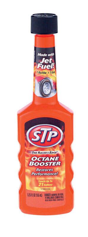 STP Gasoline Octane Booster 5.25 oz. - Ace Hardware