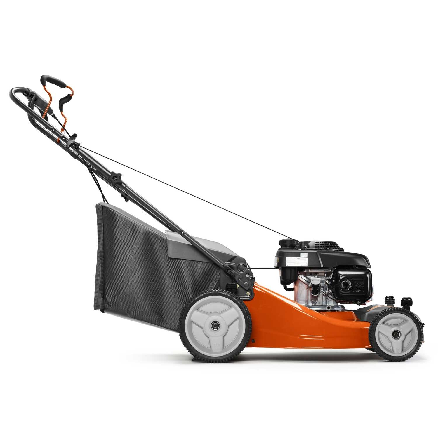 Husqvarna  LC221RH  160 cc Self-Propelled  Lawn Mower