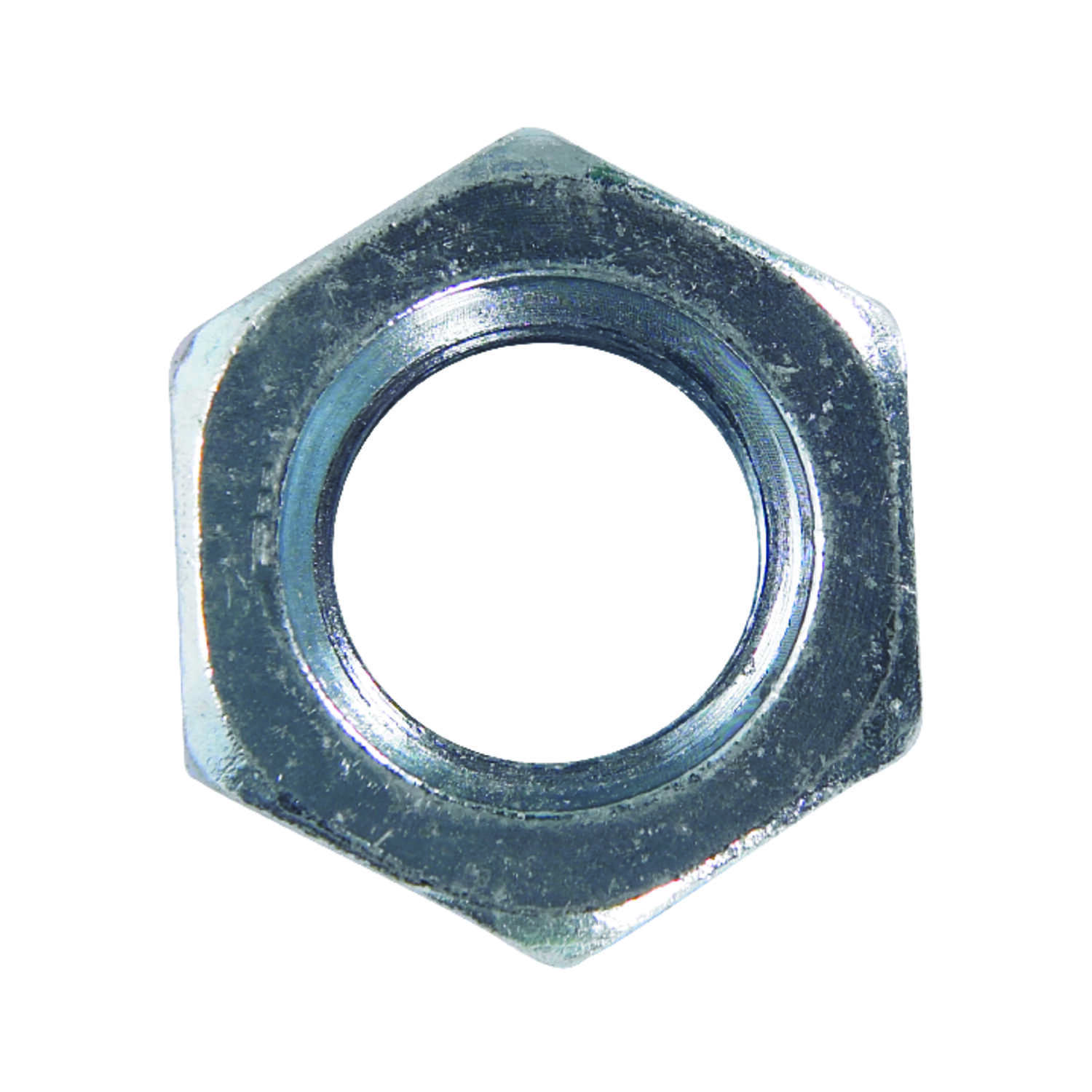 Hillman  1/2 in. Zinc-Plated  Steel  SAE  Hex Nut  50 pk