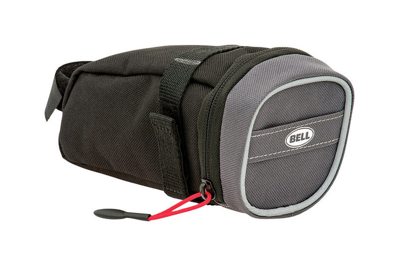 Bell Sports  Rucksack  Nylon  Seat Bag  Black/Grey