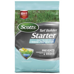 Scotts  Turf Builder  21-22-4  Starter Lawn Food  For All Grass Types 22.67 lb. 5000 sq. ft.