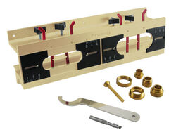 General Tools Aluminum Mortise and Tenon Jig 1-1/2 in.