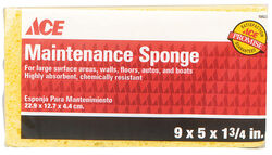 Ace  Medium Duty  Sponge  For Commercial 9 in. L 1 pc.