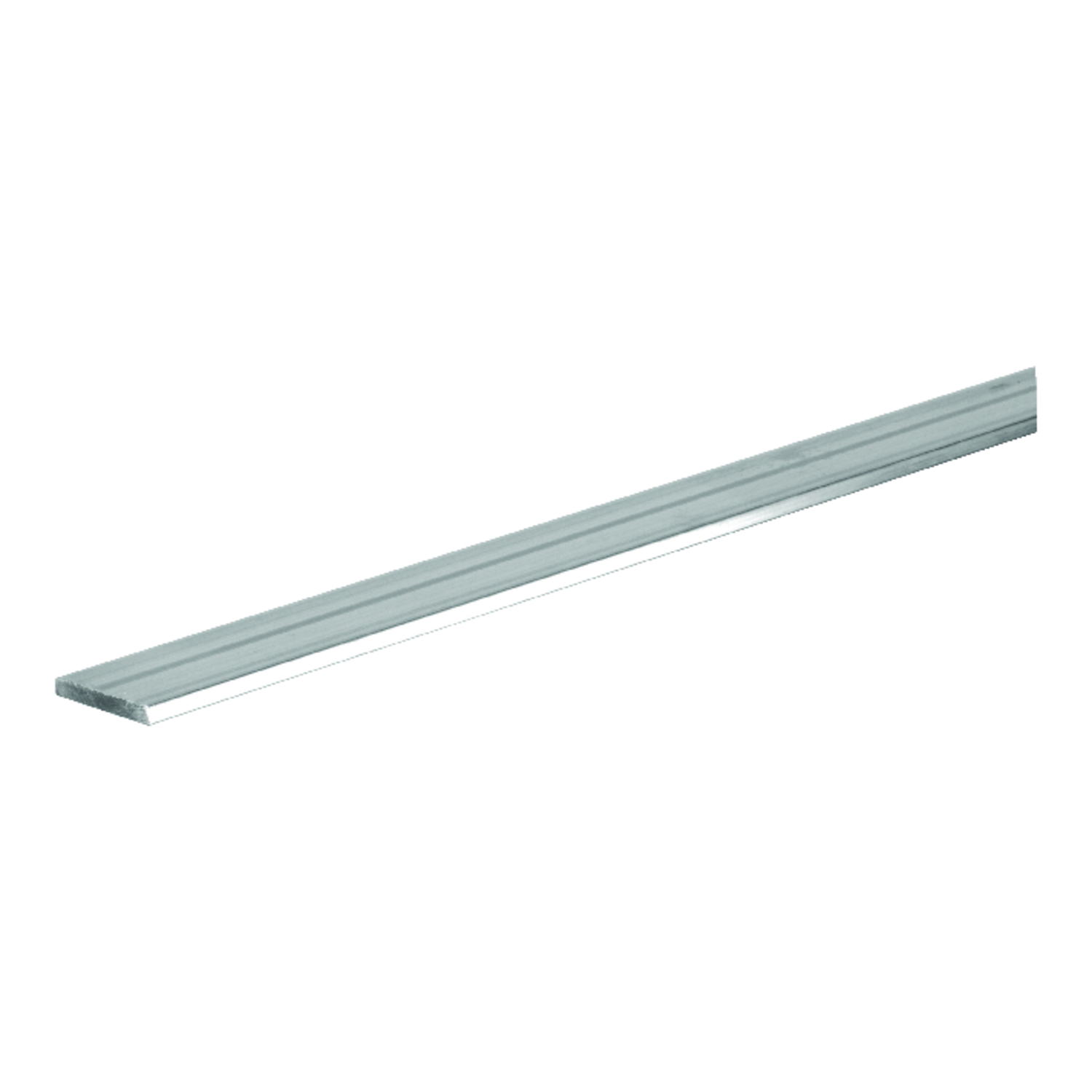 Boltmaster  0.0625 in.  x 0.5 in. W x 4 ft. L Weldable Aluminum Flat Bar  5 pk