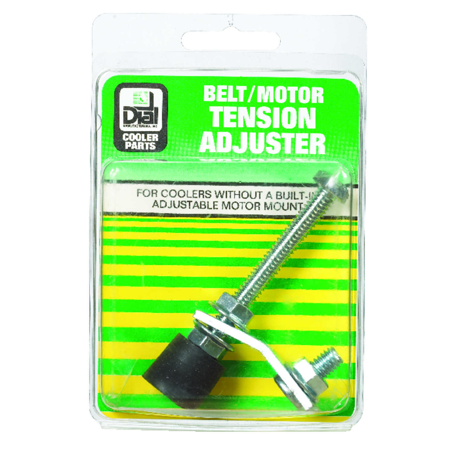 Dial  Steel  Silver  Belt/Motor Tension Adjuster