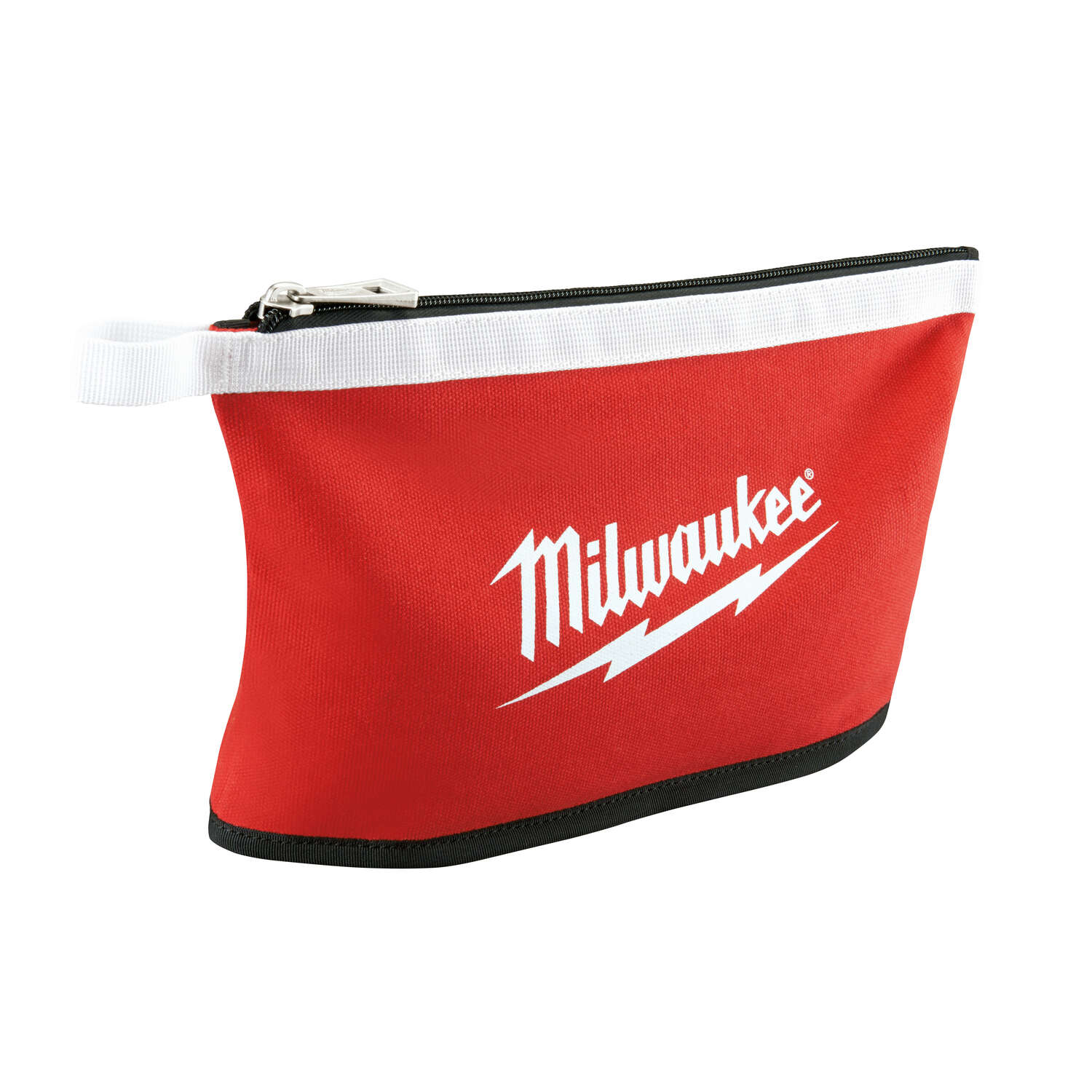 Milwaukee  0.75 in. W x 8 in. H Canvas  Tool Pouch  Red  3 pc.