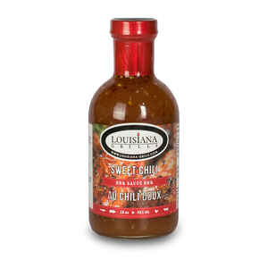 Louisiana Grills  Sweet Chili  BBQ Sauce  18 oz.