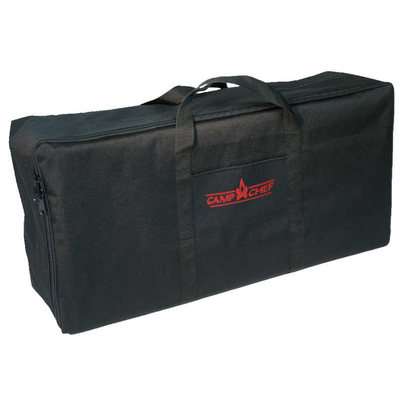Camp Chef  Black  Carry Bag  16.5 in. H x 9 in. W x 34.5 in. L 1 pk