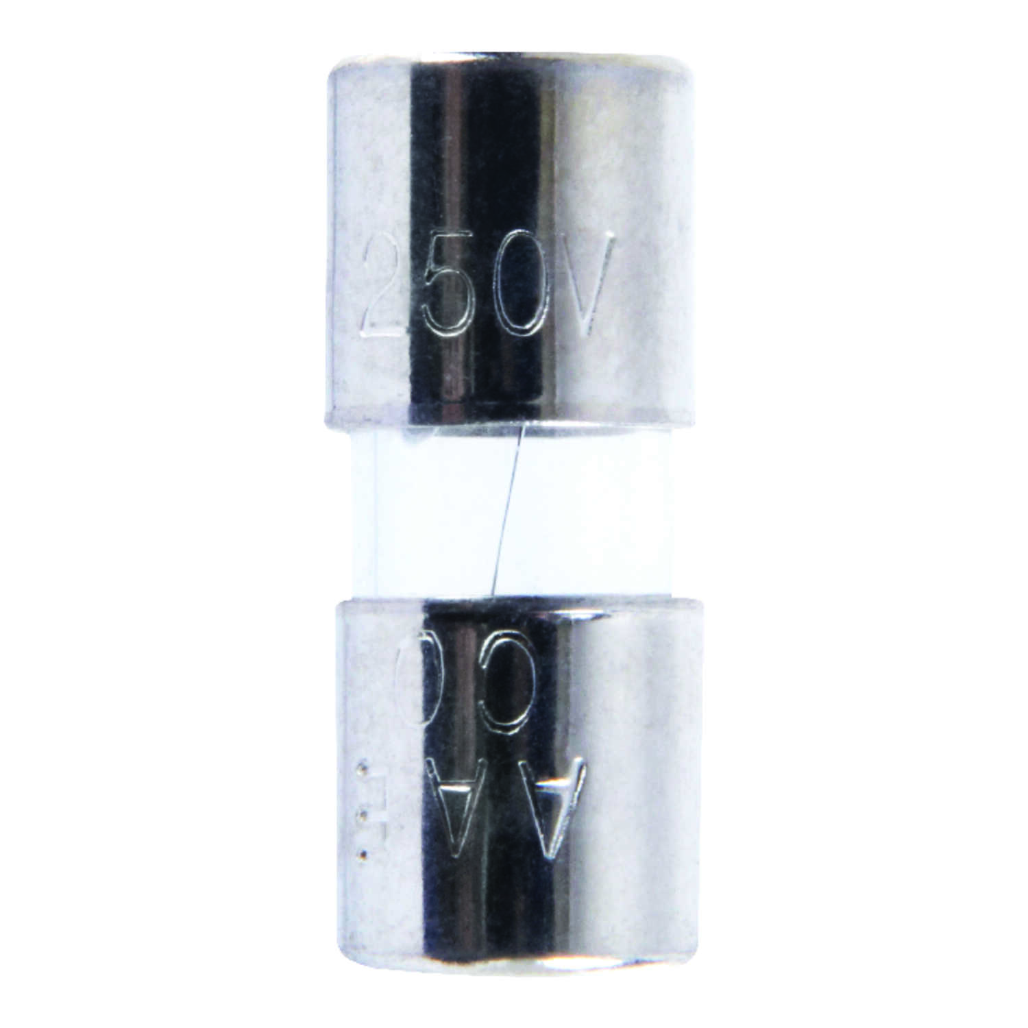 Jandorf  AGA  2 amps 250 volt Glass  Fast Acting Fuse  4 pk