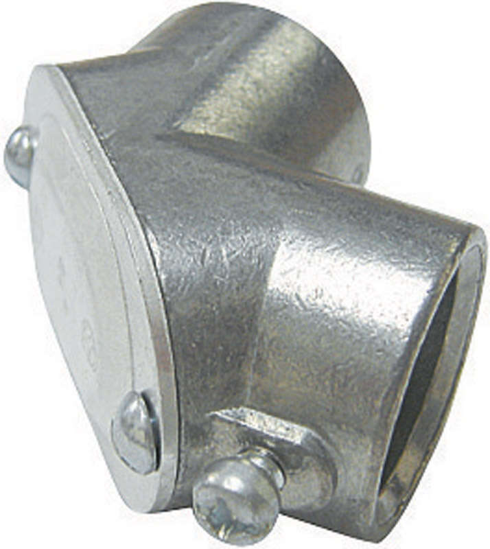 Sigma Electric ProConnex 3/4 in. Dia. Die-Cast Zinc Pull Elbow For EMT 1 pk