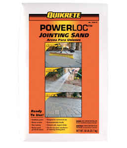 Quikrete  Brown  Jointing Sand  50 lb.