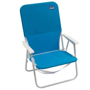 Rio Brands  Sun 'n Sport  1 position  Blue  Sun & Sport  Folding Chair
