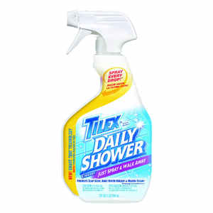 Tilex  Daily Shower  No Scent Upholstery Cleaner  32 oz. Liquid