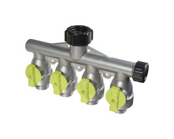 Ace Metal Threaded Male Garden Hose Manifold