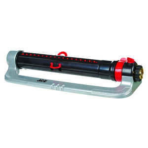 Ace  Metal  Sled Base  4200 sq. ft. Oscillating Sprinkler