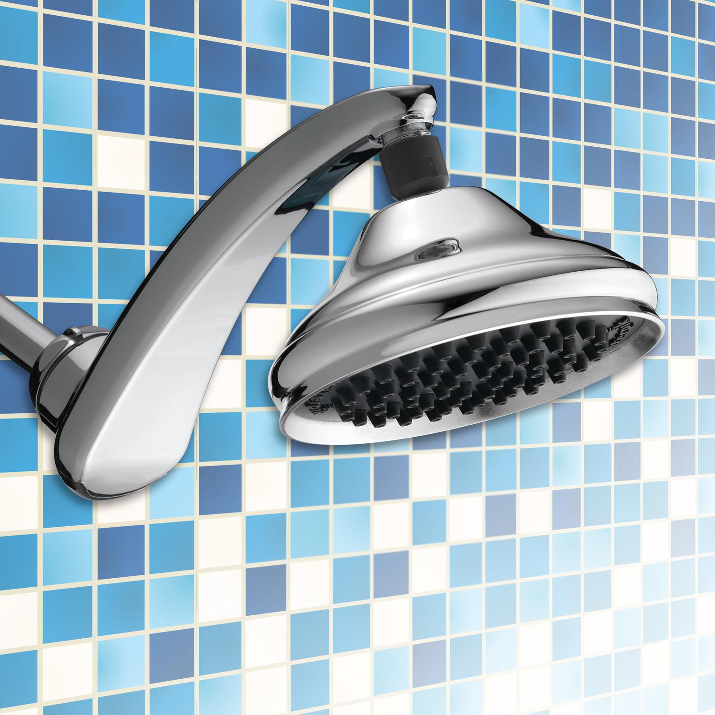 Waterpik Chrome 1 Settings Showerhead 1 8 Gpm Ace Hardware
