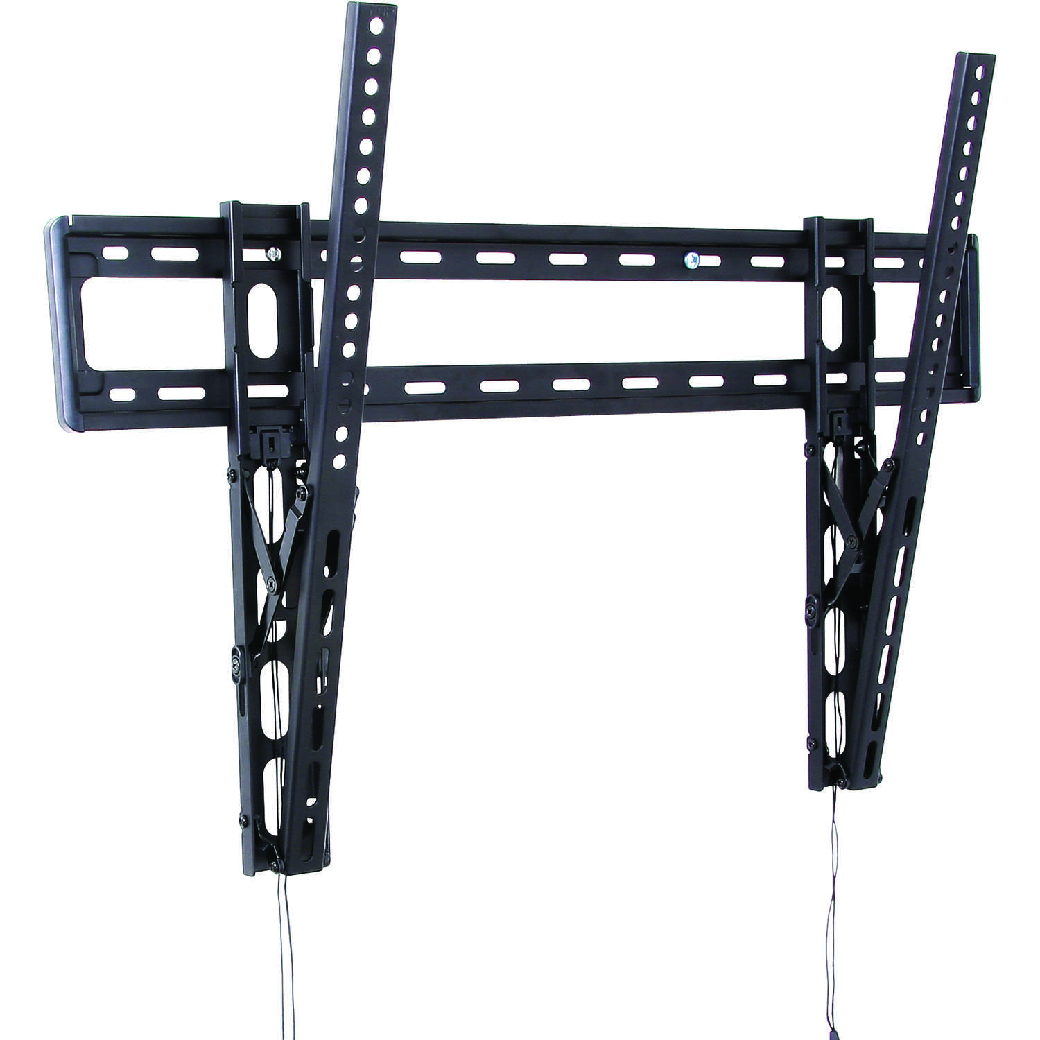 Home Plus  47 in. to 90 in. 132 lb. capacity Tiltable TV Tilt Wall Mount