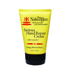 The Naked Bee  Orange Blossom Honey Scent Hand Repair Cream  3.25 oz. 1 pk
