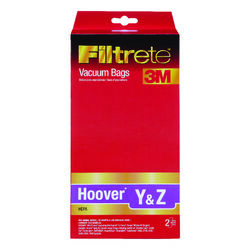 3M  Filtrete  Vacuum Bag  For attaches to vacuum 2 pk