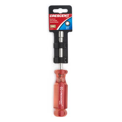 Crescent  1/4 in. SAE  Nut Driver  7 in. L 1 pc.