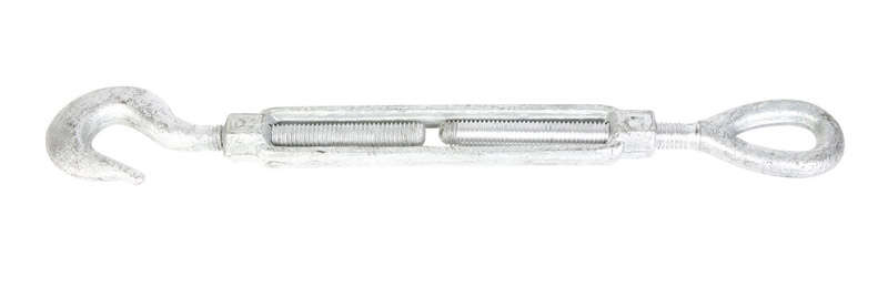Baron  Galvanized  Steel  Turnbuckle  1000 lb. capacity