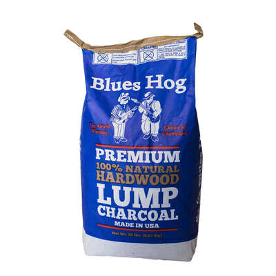 Blues Hog All Natural Hardwood Lump Charcoal 20 lb.
