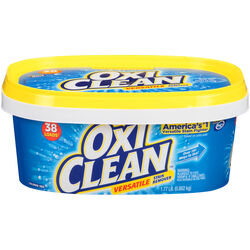 OxiClean  No Scent Stain Remover  Powder  1.77 lb.