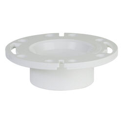 Sioux Chief  PVC  Open Closet Flange  N/A in.