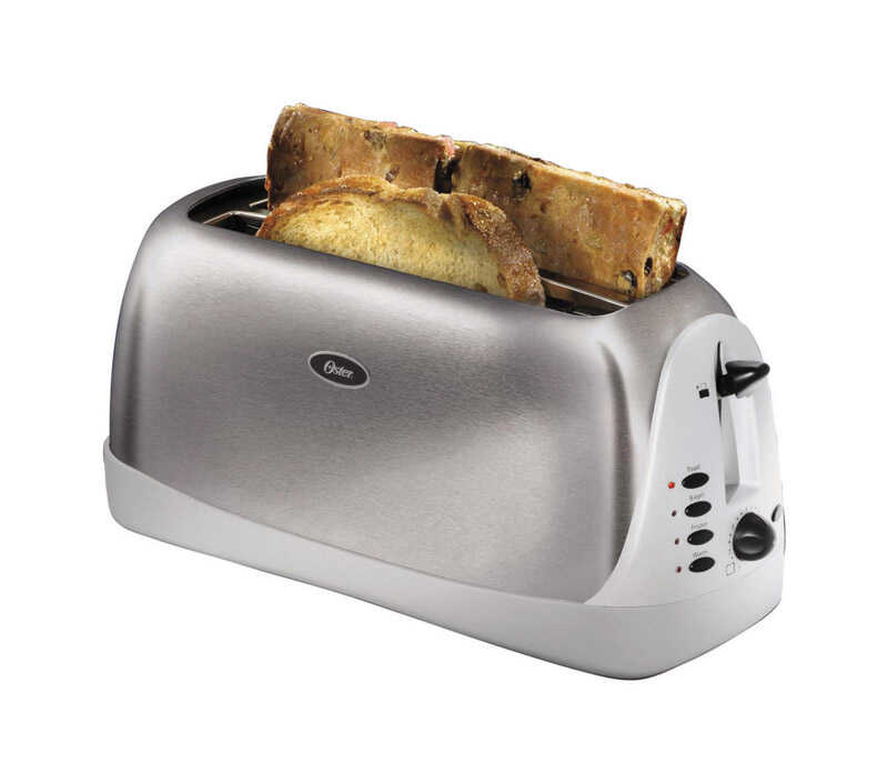 Oster  Toaster  7.5 in. H x 6.5 in. W x 16 in. L