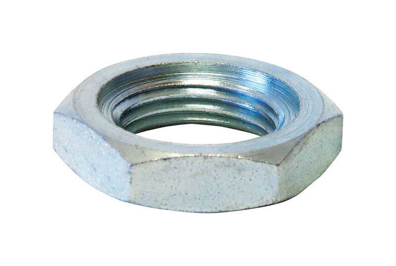 Anvil  1/2 in. FPT   Malleable Iron  Lock Nut