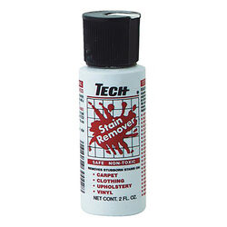 Tech  No Scent Stain Remover  2 oz. Liquid