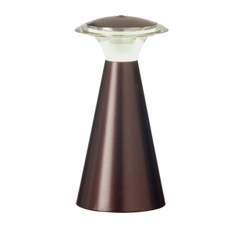 Fulcrum  8-1/2 in. Portable Table Lamp
