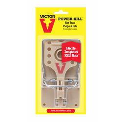 Victor  Power-Kill  Snap Trap  For Rats 1 pk