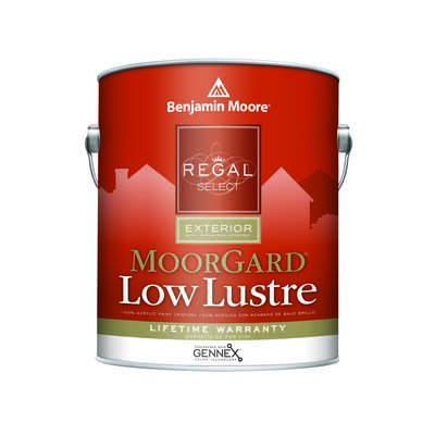 Benjamin Moore  Regal  Low Luster  Tintable Base  Base 3  Acrylic  Paint  Outdoor  1 gal.