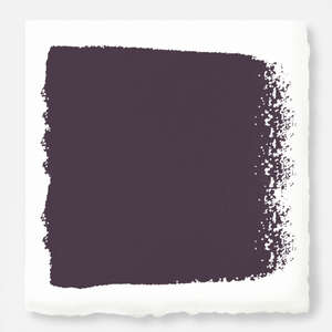 Magnolia Home  by Joanna Gaines  Plum Suede  M  Acrylic  Paint  1 gal. Eggshell
