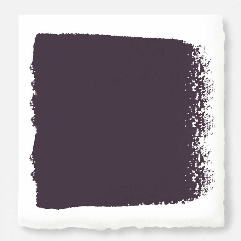 Magnolia Home  by Joanna Gaines  Eggshell  Plum Suede  M  Acrylic  Paint  1 gal.