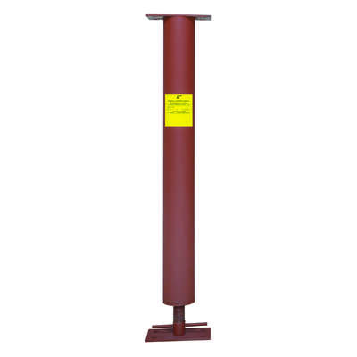 Marshall Stamping Extend-O-Columns 4 in. Dia. x 100 in. H Adjustable Building Support Column 2530