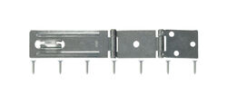 Ace Zinc 4-1/2 in. L Double Hinge Safety Hasp