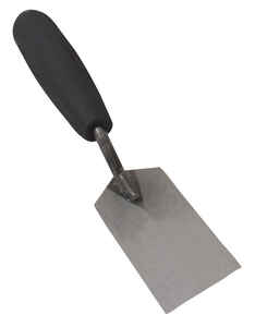 Marshalltown  2 in. W Steel  Margin  Trowel