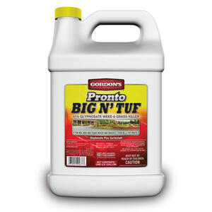 Gordons  Pronto Big N Tuf  Grass and Weed Killer  Concentrate  1 gallon gal.