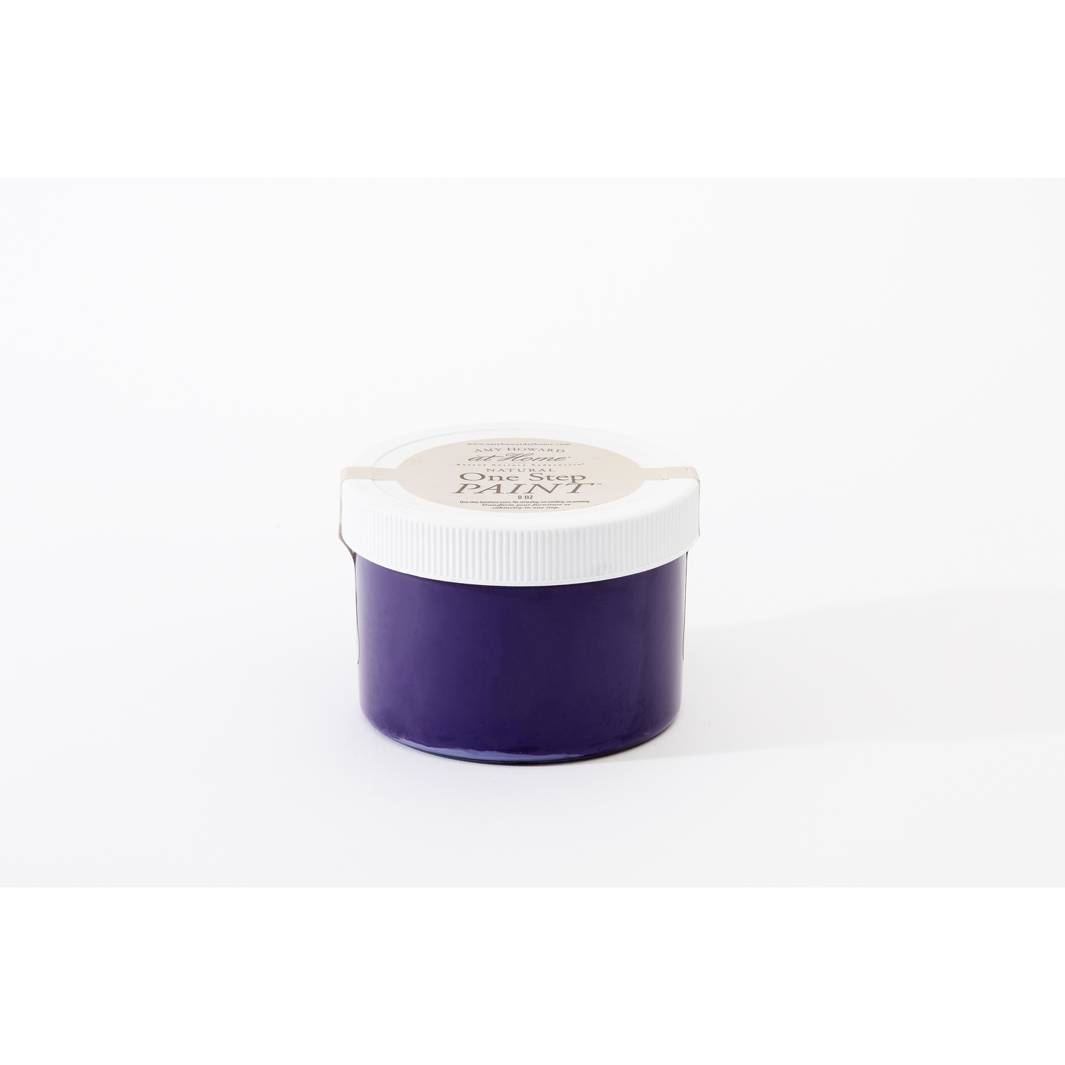Amy Howard at Home  Aubergine  Latex  8 oz. One Step Furniture Paint