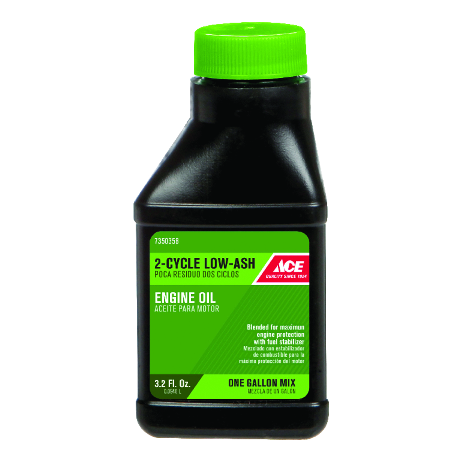Ace  2 Cycle Engine  Engine Oil  3.2 oz.