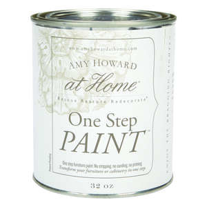 Amy Howard at Home  Lady Singing the Blues  Latex  One Step Furniture Paint  32 oz.