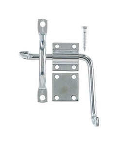 Ace Strike Gate Latch  5-1/8 in.  For Barns, Stall Doors and Livestock Pens   Zinc