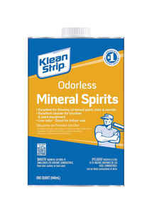Klean Strip mineral spirits