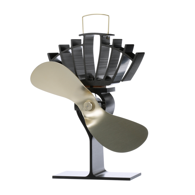 Ecofan Aluminum Wood Stove Fan - Ace Hardware